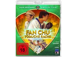 Fan Chu Toedliche Rache Duel Of Fists Shaw Brothers Collection Blu ray