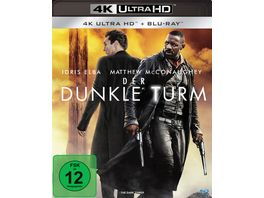 Der dunkle Turm 4K Ultra HD Blu ray