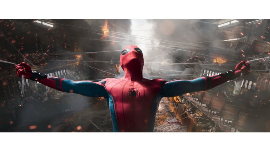 Spider Man Homecoming 4K Ultra HD Blu ray
