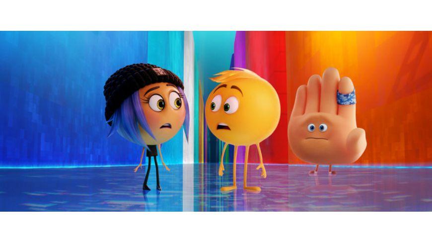 Emoji Der Film 4K Ultra HD Blu ray