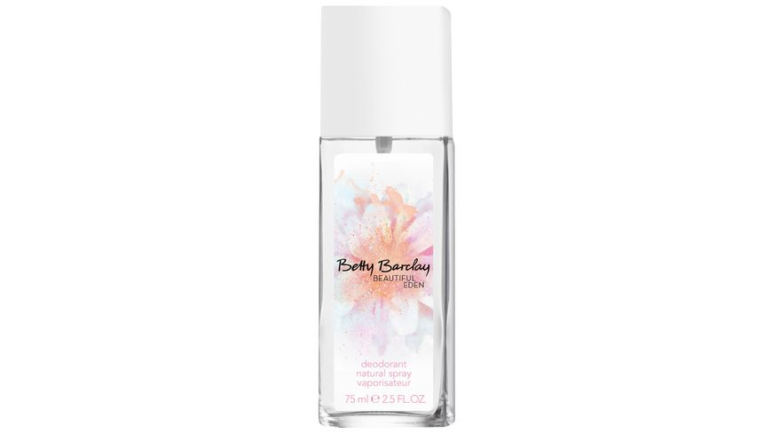 Betty Barclay Beautiful Eden Deodorant Natural Spray