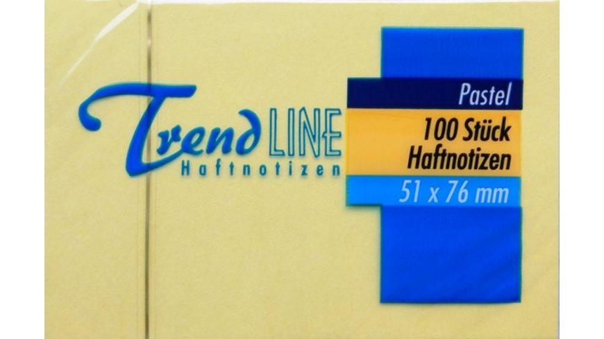 Trendline Haftnotiz Notes 100 Blatt 51 x 76 mm