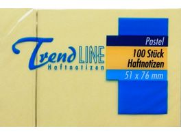 Trendline Haftnotiz Notes 100 Blatt 51 x 76 mm