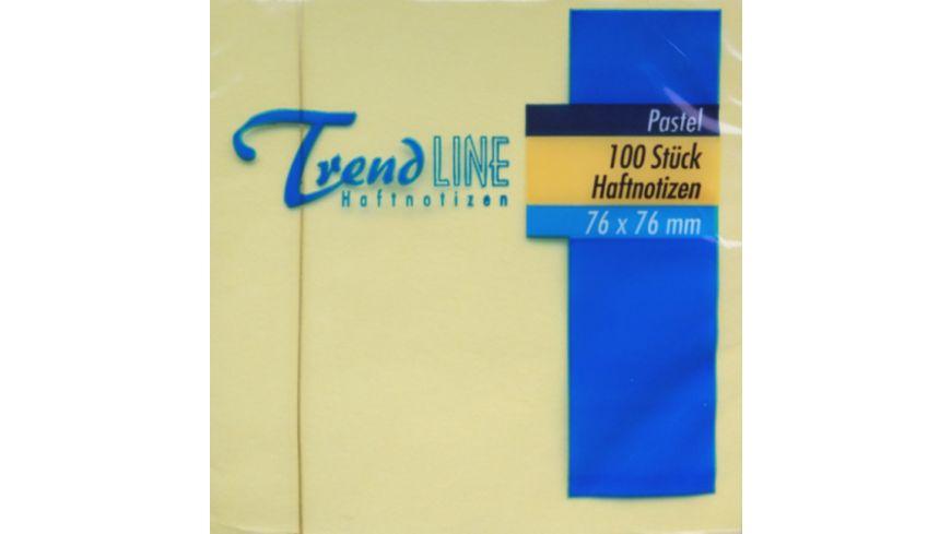 Trendline Haftnotiz Notes 100 Blatt 76 x 76 mm