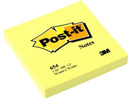 Post it Haftnotiz Notes 100 Blatt