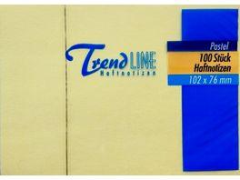 Trendline Haftnotiz Notes 100 Blatt 102 x 76 mm