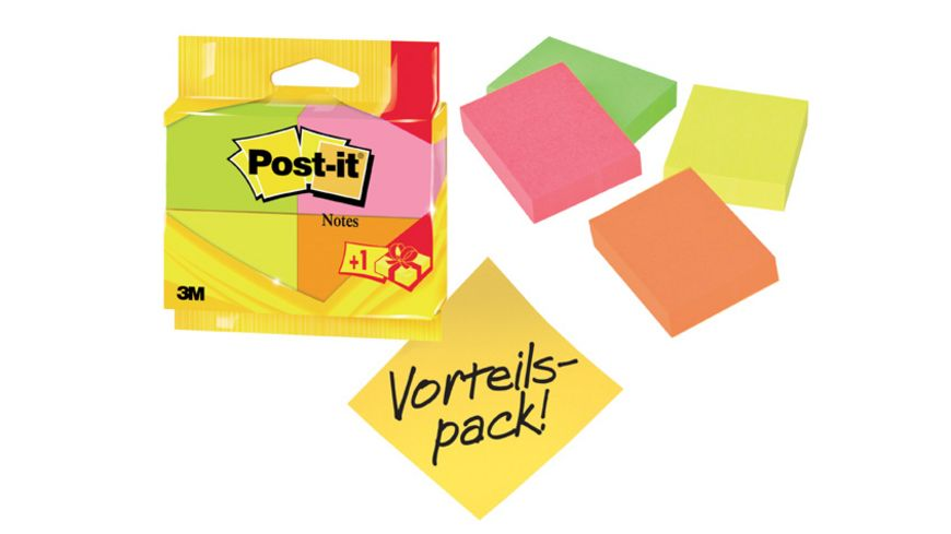 Post it Haftnotiz 6812P 400 Blatt