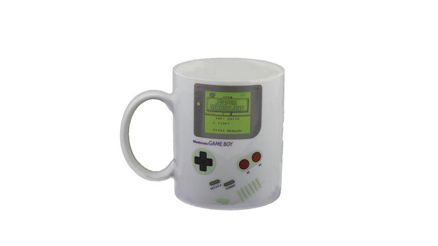 Game Boy Farbwechsel Becher