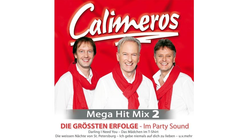 Mega Hit Mix 2 Die groessten E