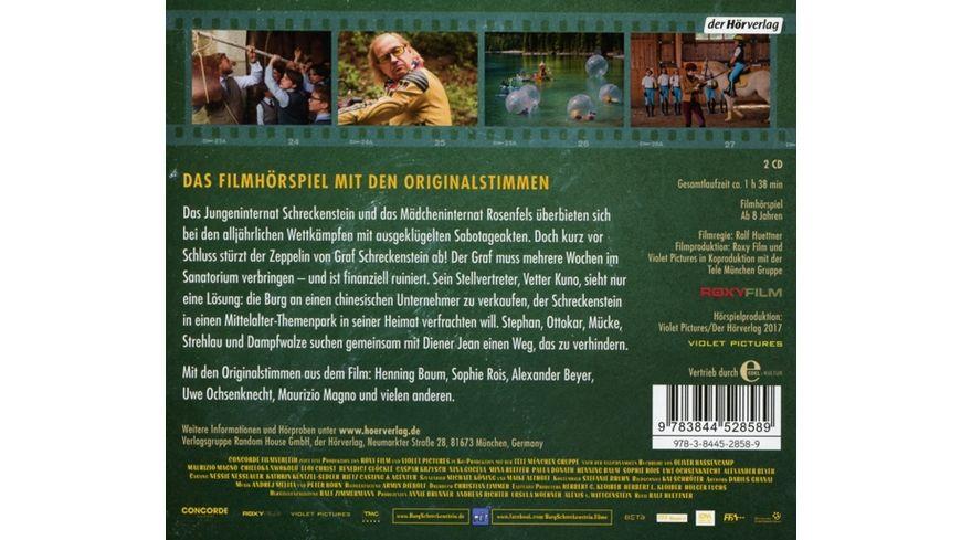 2 Burg Schreckenstein Hoerspiel z Kinofilm