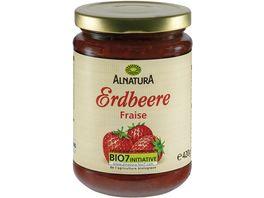 Alnatura Fruchtaufstrich Erdbeere 420g