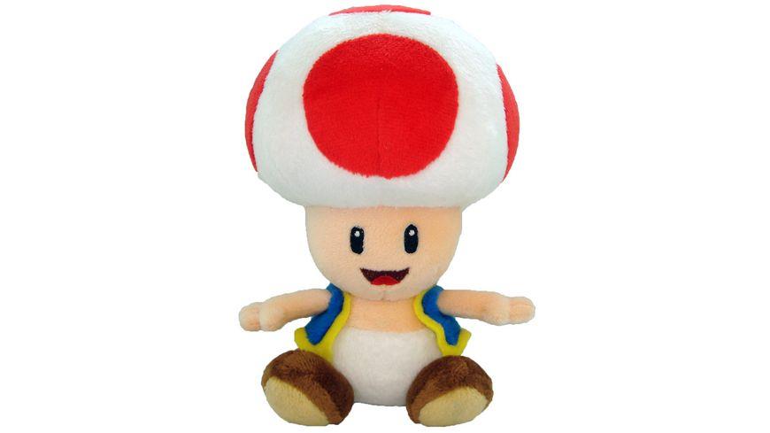 Nintendo Pluesch Toad