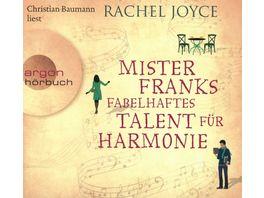 Mister Franks Fabelhaftes Talent Fuer Harmonie