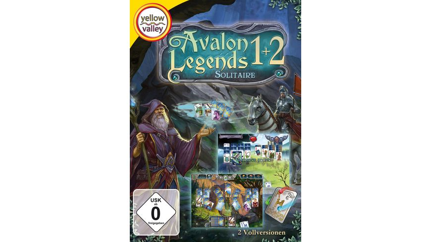 Avalon Legends Solitaire 1 2