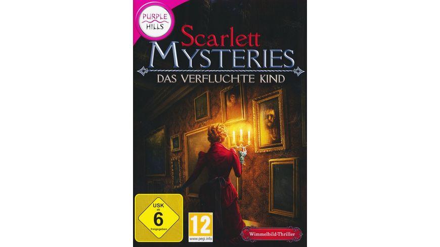 Scarlett Mysteries Das verfluchte Kind
