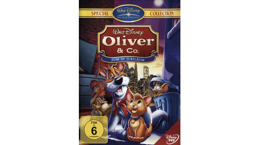 Oliver Co Special Collection