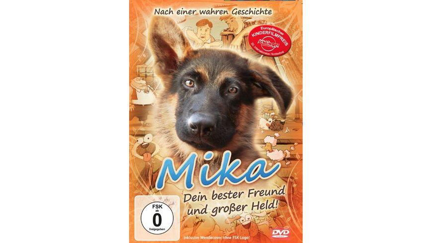 Mika Dein bester Freund und grosser Held