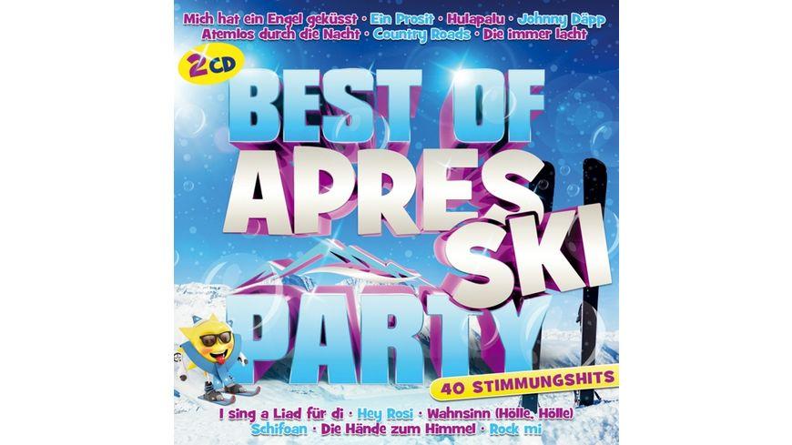 Best of Apres Ski Party 40 Stimmungshits