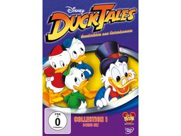 Ducktales Geschichten aus Entenhausen Collection 1 3 DVDs