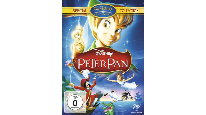 Peter Pan Special Collection
