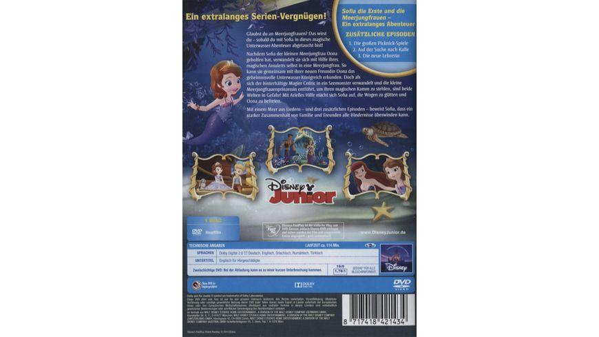 Sofia die Erste Vol 2 Und die Meerjungfrauen