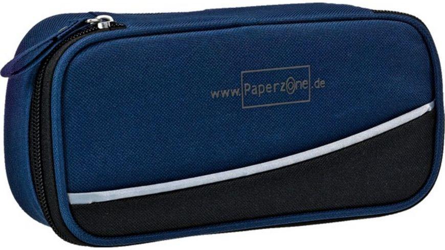 PAPERZONE Stiftebox blau
