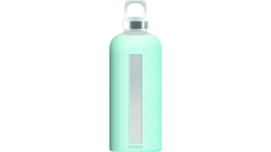 SIGG Star Glas Bottle Glacier 0 5 l