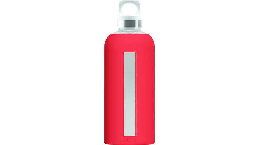 SIGG Star Glas Scarlet 0 5 l