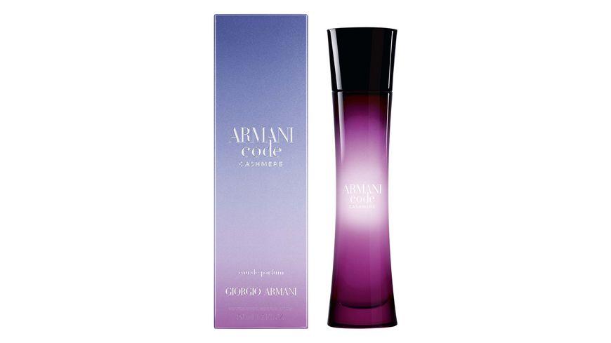 GIORGIO ARMANI Code Femme Cashmere Eau de Parfum