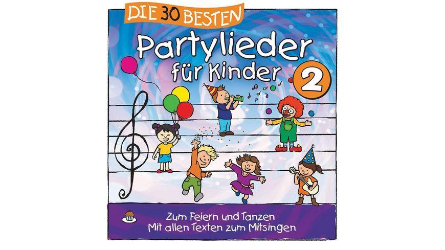 Die 30 Besten Partylieder Fuer Kinder 2