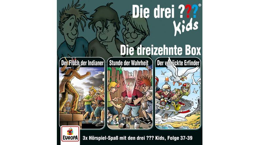 13 3er Box Folgen 37 38 39