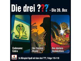 39 3er Box Folgen 116 117 118