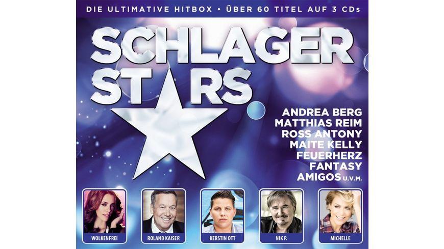 Schlager Stars Die Ultimative Hitbox