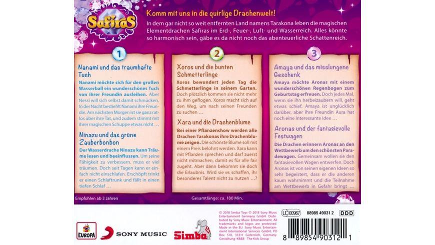 001 3er Box Drachenbox Folgen 1 2 3