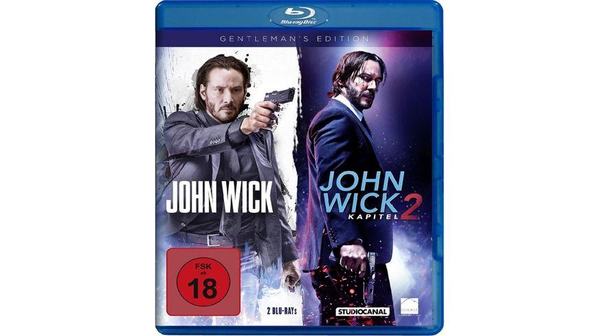 John Wick John Wick Kapitel 2 Gentleman s Edition Ultimate Fan Collection