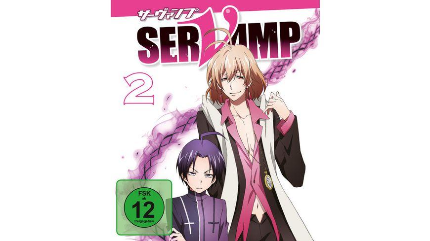 Servamp Vol 2