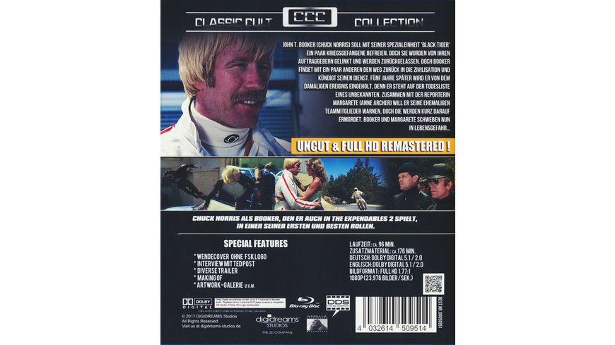 Black Tiger Classic Cult Edition Uncut HD Remastered