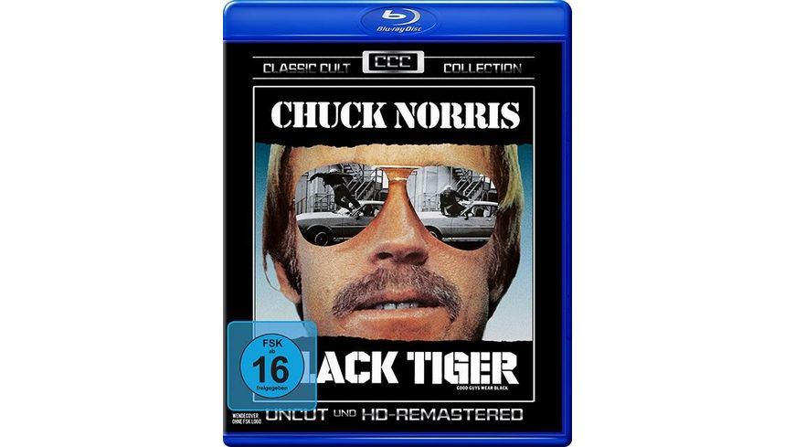 Black Tiger Classic Cult Edition Uncut HD Remastered