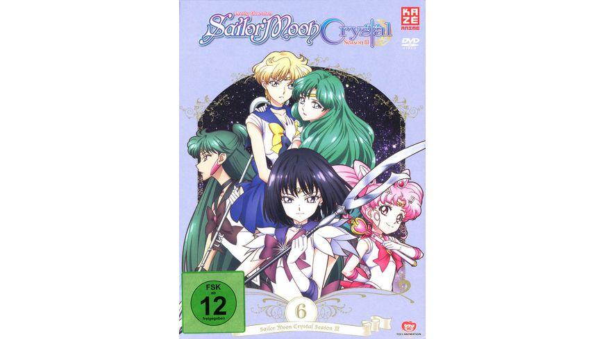 Sailor Moon Crystal Vol 6 Episoden 34 39 2 DVDs