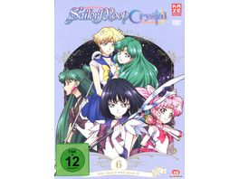Sailor Moon Crystal Vol 6 Episoden 34 39 2 DVDs