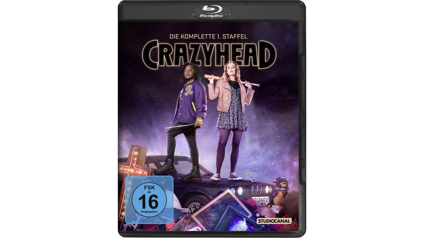 Crazyhead Staffel 1