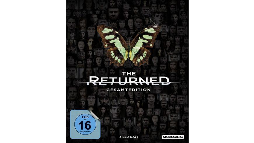 The Returned Staffel 1 2 Gesamtedition 4 BRs