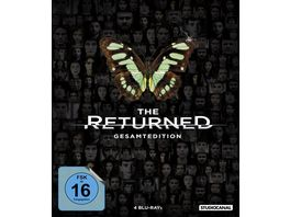 The Returned Staffel 1 2 Gesamtedition 4 BRs