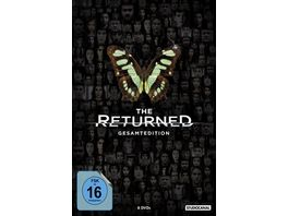 The Returned Staffel 1 2 Gesamtedition 6 DVDs