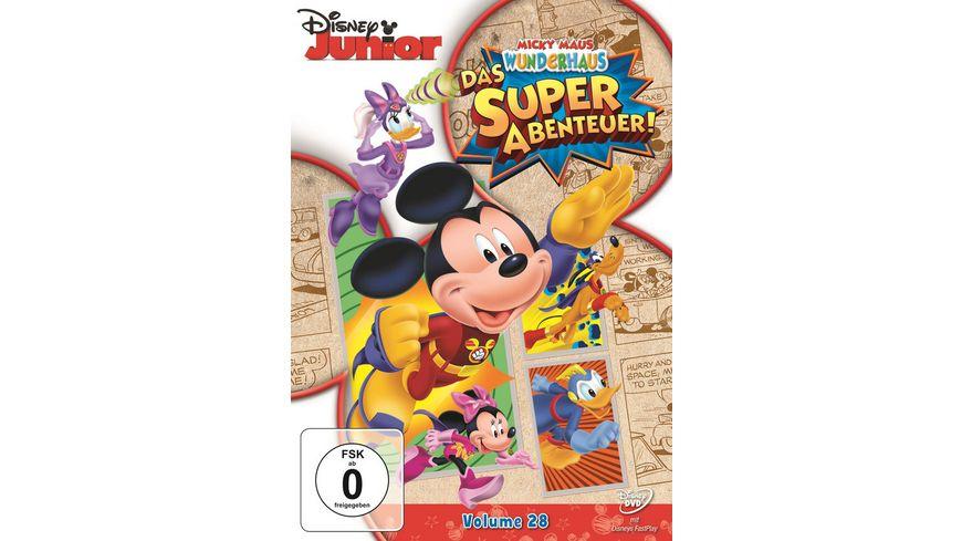 Micky Maus Wunderhaus 28 Das Super Abenteuer