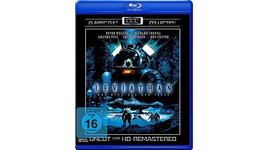 Leviathan Das Ding aus der Tiefe Uncut und HD Remastered
