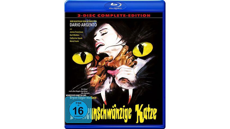 Die neunschwaenzige Katze 3 Disc Complete Edition DVD Bonus DVD