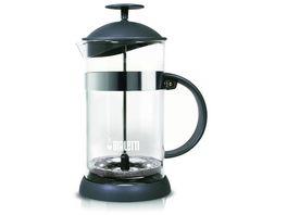 BIALETTI Kaffee und Teebereiter French Press schwarz