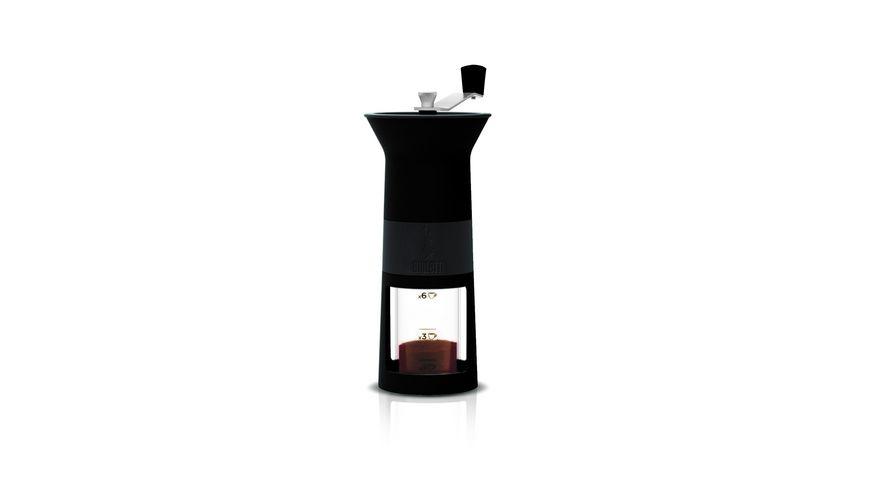 BIALETTI Hand Espressomuehle Macinacaffe schwarz