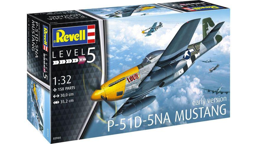 Revell 03944 P 51D Mustang 1 32